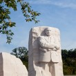 Martin Luther King Monument DC — Stock Photo #8956672
