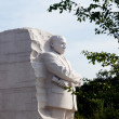 Martin Luther King Monument DC — Lizenzfreies Foto
