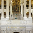 Interior of Library Congress in Washington DC — Stock Photo #9341086