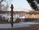 Great Falls on Potomac outside Washington DC — Stock Photo