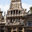 Maison du Cornet or De Hoorn in Brussels - Stock Photo