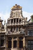 Maison du Cornet or De Hoorn in Brussels — Stock Photo