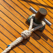 Yachting hitch — Stock Photo