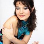 atrakcyjna kobieta portret — Zdjęcie stockowe #9423200