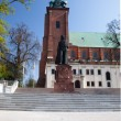 Gniezno Cathedral Basilica — Stock Photo #8423801