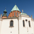 Gniezno Cathedral Basilica — Stock Photo #8423875