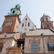 Wawel Cathedral - Stockfoto