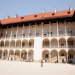 Wawel Castle - Stock Photo