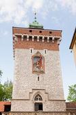 Florian Gate — Stock Photo