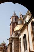 Wawel-kathedraal — Stockfoto