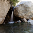 Buckeye Flat Waterfall — Stock Photo