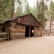 Gamlin Cabin — Stock Photo