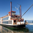 Tahoe Queen — Stock Photo