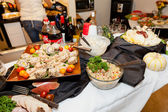 Party platter — Stock Photo