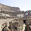 Roman coliseum - Stock Photo