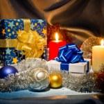 ano novo, Natal ainda vida — Foto Stock #8031212
