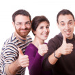 Thumbs Up — Stock Photo #8042595
