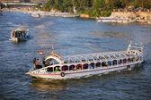 Gezi tekneleri — Stok fotoğraf