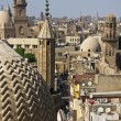Cairo cityscape - Stock Photo