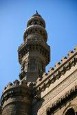 Minaret of Rifai Mosque — Stock Photo