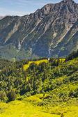 Alpi bavaresi — Foto Stock