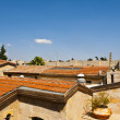 Roofs of Jerusalem — Stock Photo