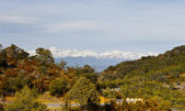Snow-capped Pyrenees — Stock Photo
