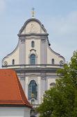 Church in Altotting — Stock Photo