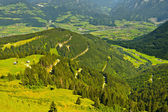 Foot of the Alps — Stock Photo