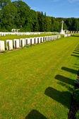 Military Cemetery — Stock Photo