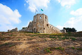 Fortress in Israel — Stock Photo