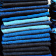 Heap of Jeans — Stock Photo #9242895