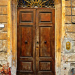 Italian Door — Stock Photo #9243094