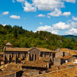 Roofs of Viviers — Stock Photo #9314289