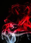 Curvas de humos — Foto de Stock