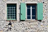French Windows — Stock Photo
