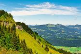 Bavorské alpy — Stock fotografie