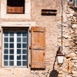 French Window - Stock Photo