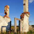 Stock Photo: Old ruins