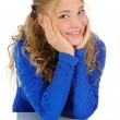 The young woman — Stock Photo #9424557