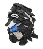 Heap of socks — Stock Photo
