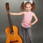 The little girl — Stock Photo #10141387