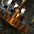 Candle in the church — Stock fotografie