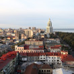 Skyline of Batumi — Stock Photo #8348602