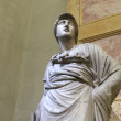 Stock Photo: Statue of Athena