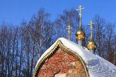 Chapel of Znamenskaya Church — Stock Photo
