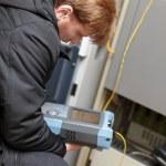 Maintenance engineer — Stock Photo