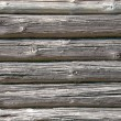 Wooden logs background. Wood texture — Stock Photo #10369457