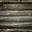 Stock Photo: Wooden logs background. Wood texture