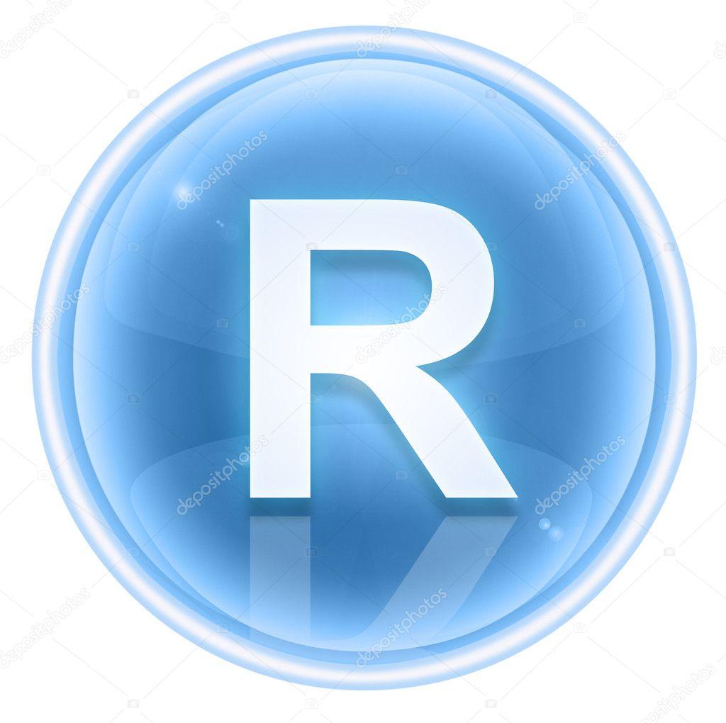 иконка r: